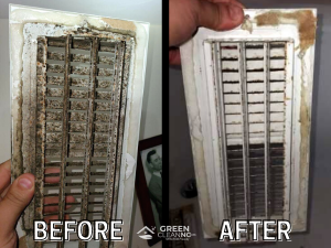 Before_After - Green Clean_Air Duct 2