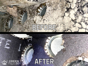 Before_After - Green Clean_Dryer Vent